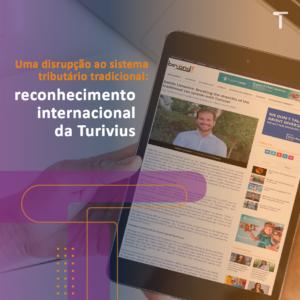Reconhecimento internacional da Turivius - sistema tributário brasileiro